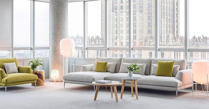 moderne Lounge für Ihre Gäste